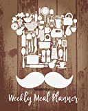 Weekly Meal Planner: Food Planner & Grocery list