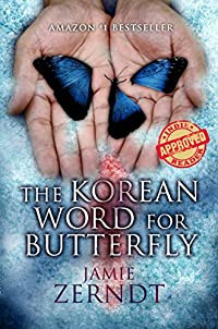 The Korean Word For Butterfly by Jamie Zerndt ebook deal
