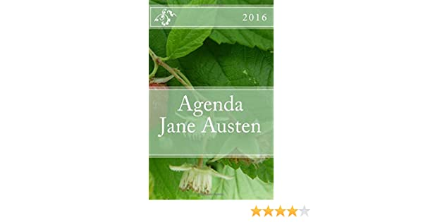 Agenda Jane Austen 2016: Amazon.es: Netherfield Alley, Nuria ...
