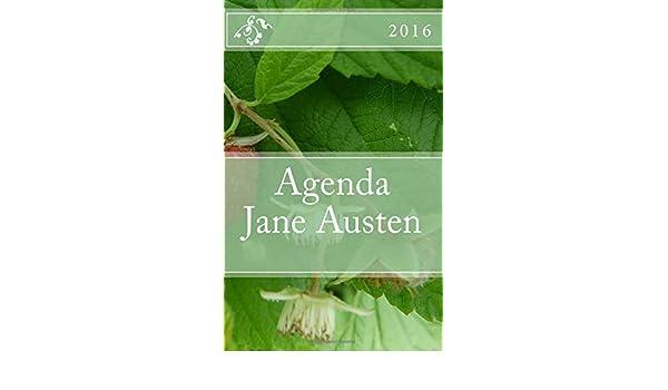 Agenda Jane Austen 2016 (Spanish Edition): Netherfield Alley ...