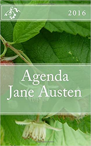Agenda Jane Austen 2016 (Spanish Edition): Netherfield Alley ...