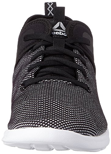 Reebok Solestead, Chaussures de Sport Femme Noir (Blackwhite Blackwhite)