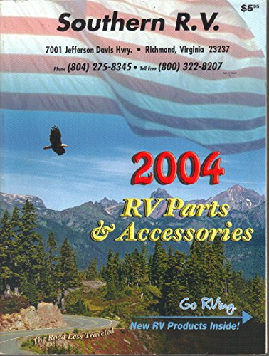 2004 RV Parts & Accessories, Southern R.V., Richmond VA (Body Weatherstripping)