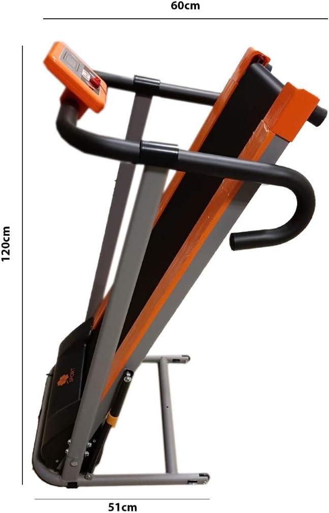 Cinta Andar Plegable con Motor 1 HP: Amazon.es: Deportes y aire libre