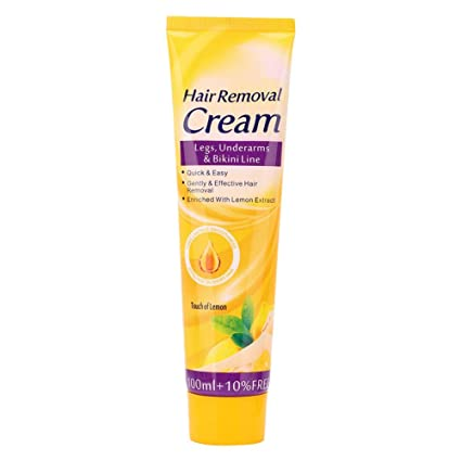 Crema depilatoria, 110 ml Sin grasa, segura y sin dolor, crema ...