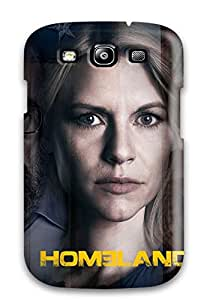 RSjnAAB1463LjaKK Case Cover Homeland Tv Series Galaxy S3 Protective Case