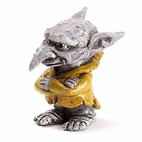 Miniature Fairy Garden Ichabod the Troll
