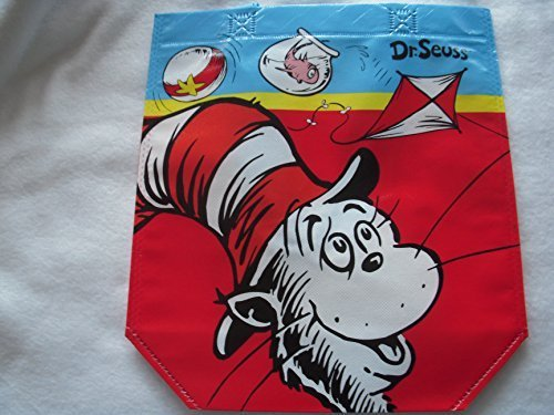 (Cat in the Hat Reusable Tote)