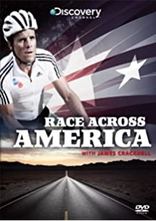 Race Across America with James Cracknell [DVD]