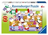 Ravensburger Bake Shop 60 Piece Jigsaw Puzzle for Kids – Every Piece is Unique, Pieces Fit Together Perfectly