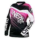 O'Neal 0006-704 Youth Element Racewear Jersey (Black/Pink, Large)