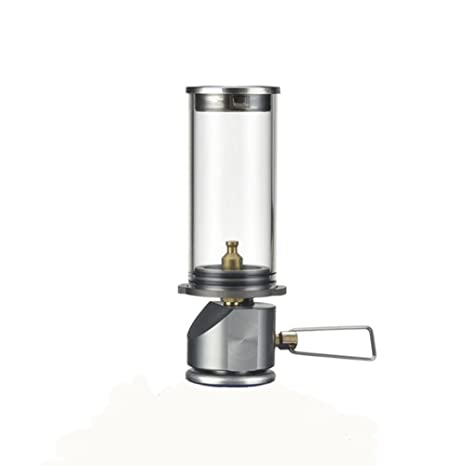 Outdoor Portable Gas Lantern Camping Mini Gas Light Tent Lamp Torch Lamp For Camping Hiking Emergency Gas Lantern Lights Sports & Entertainment Campcookingsupplies