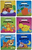 img - for Baby's Day (Assorted, Titles & Quantities Vary) Bathtime, Bedtime, Getting Dressed, Let's Eact, Pets, and/ or Playtime book / textbook / text book