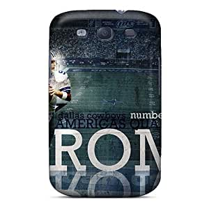Premium Tpu Dallas Cowboys Cover Skin For Galaxy S3