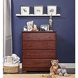DaVinci Kalani 4 -Drawer Baby Dresser - Cherry Image