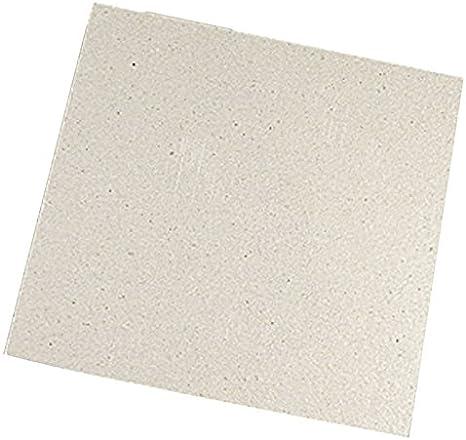 Reemplazo de Horno microondas - SODIAL(R) 2 * Reemplazo 12 x 12cm Placas de mica para Horno microondas