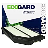ECOGARD XA6153 Premium Engine Air Filter Fits Honda Odyssey 3.5L 2011-2017