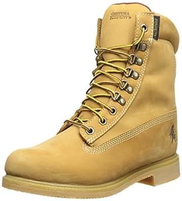 """Chippewa Men's 8"""" Waterproof Insulated 24952 Lace Up Boot,Nubuck,6 M US"""