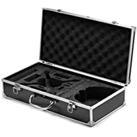 YSHESS H502S H502E Aluminum Travel Box Carrying Hard Case Spare Parts For Hubsan X4 Desire H502S H502E Drone Quadcopter