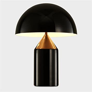 Mushroom Creative Moderne Métal De Design Lampe Yl Table Light En WrBCoxedQ