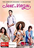 DVD : Jane The Virgin Season 1, 2 & 3 | Gina Rodriguez | 16 Discs | NON-USA Format | PAL | Region 4 Import - Australia