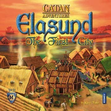 Catan Adventures: Elasund - The First City by Mayfair Games: Amazon.es: Juguetes y juegos