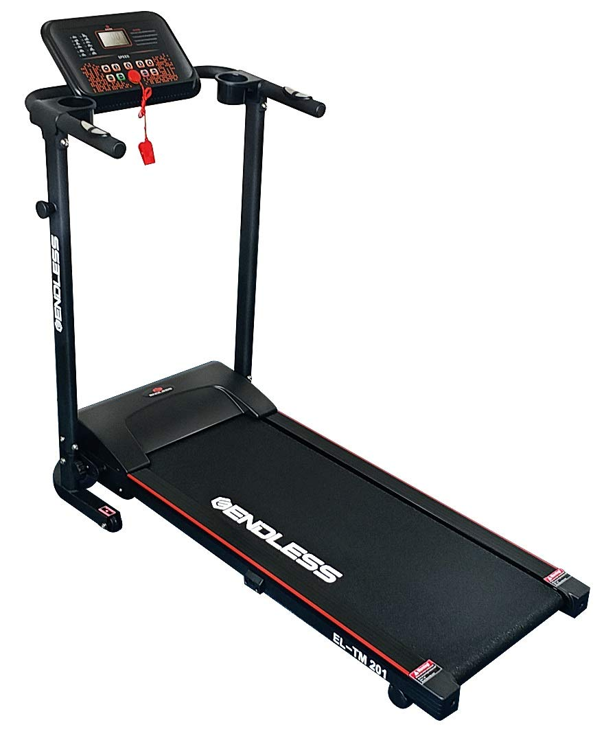 Endless Blend 1.25 Continuous (2 HP Peak) Motorized Treadmill
