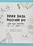 img - for Dear Data Postcard Kit: For Two Friends to Draw and Share book / textbook / text book