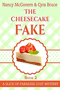 The Cheesecake Fake by Nancy McGovern ebook deal