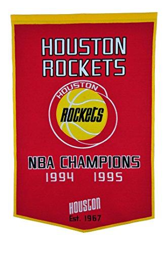 Winning Streak NBA Houston Rockets Dynasty - Dynasty Nba Banner