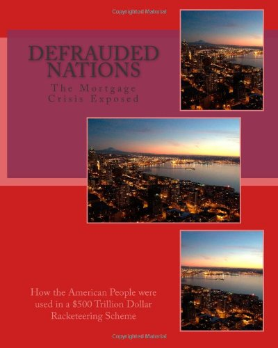 Defrauded Nations: How the American People Were Used pdf epub