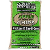Smokehouse Grills 9770 1.75 Lbs Apple Chips