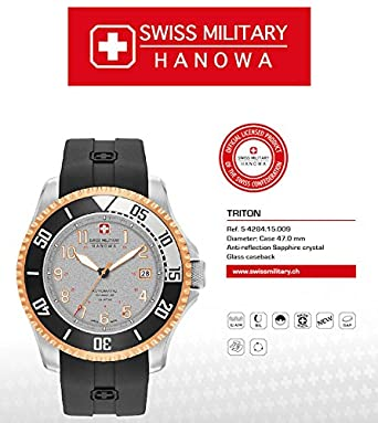 Image Unavailable. Image not available for. Colour  Swiss Military Hanowa  ... 5f1683bad66