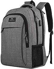 Laptop Rucksack, Schulrucksack Jungen Mädchen für Männer Reisen Camping Schule