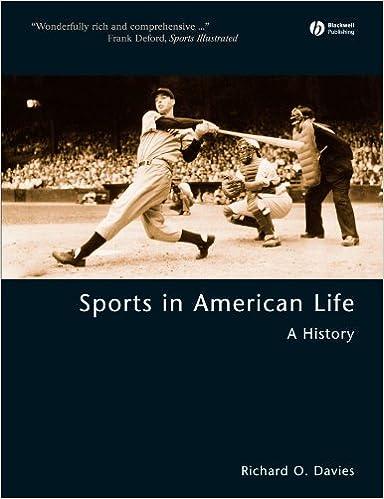 Ilmaiset e-kirjat pdf-tiedostoissa ladattaviksi Sports in American Life: A History DJVU by Richard O. Davies 1405106484