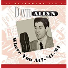 Where You at by David Allyn (2013-06-11)