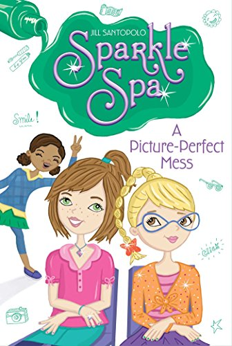 Picture Perfect Mess Sparkle Spa Book ebook product image