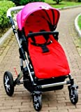 Baby Stroller Footmuff Carseat Sleep Bag Pram Polyester Envelop Strap On The Carriage Warm Booties Winter Autumn