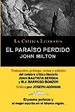 img - for El Paraiso Perdido de John Milton, Coleccion La Critica Literaria Por El Celebre Critico Literario Juan Bautista Bergua, Ediciones Ibericas (Spanish Edition) book / textbook / text book