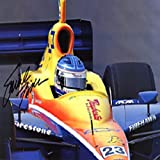 Sarah Fisher Autographed / Signed Racing Photo