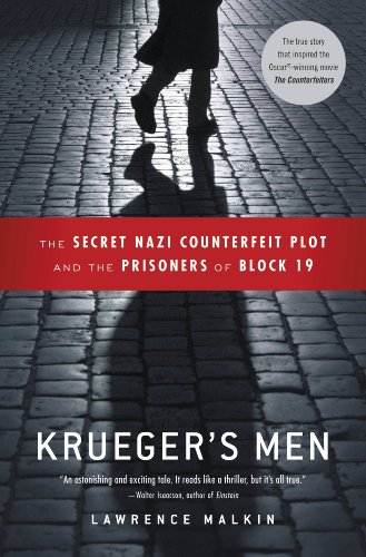 Amazon kruegers men the secret nazi counterfeit plot and the kruegers men the secret nazi counterfeit plot and the prisoners of block 19 by fandeluxe