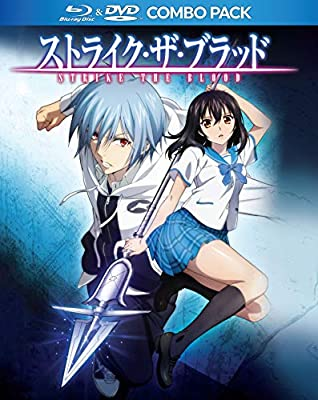 Amazon com: Strike the Blood DVD/BD TV Series Collection