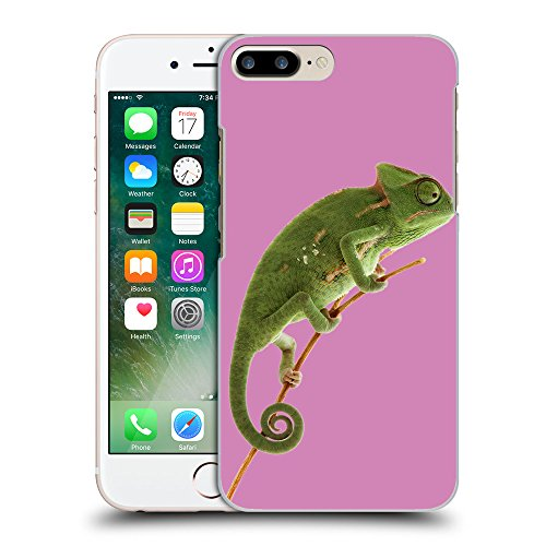 GoGoMobile Coque de Protection TPU Silicone Case pour // Q05680618 caméléon Bronzo // Apple iPhone 7 PLUS