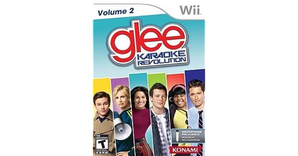 Karaoke Revolution - Glee Vol-2 (Wii) [Importación inglesa]: Amazon.es: Videojuegos