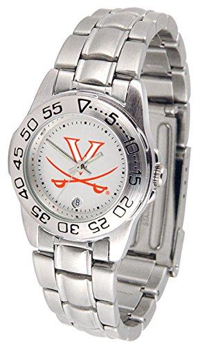Virginia Sport Women's Steel Band Watch