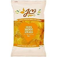 J.C.'S QUALITY FOODS Dried Mango Spears