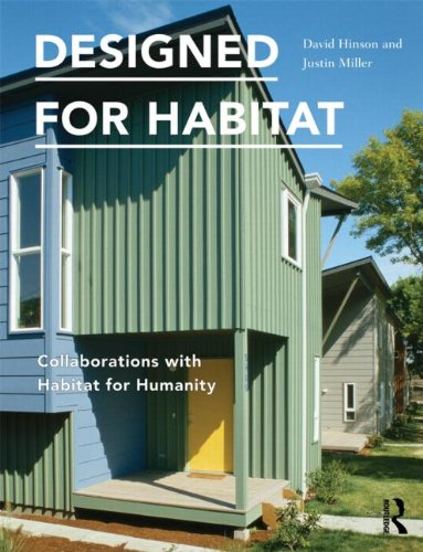 Designed For Habitat  Collaborations With Habitat For Humanity