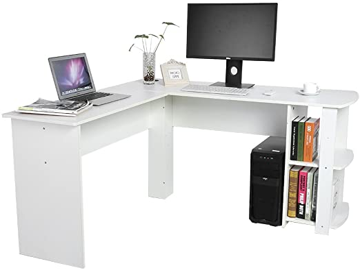 Mesa escritorio en esquina