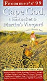 Frommer's Cape Cod, Nantucket and Martha's Vineyard, Laura M. Reckford, 0028627628