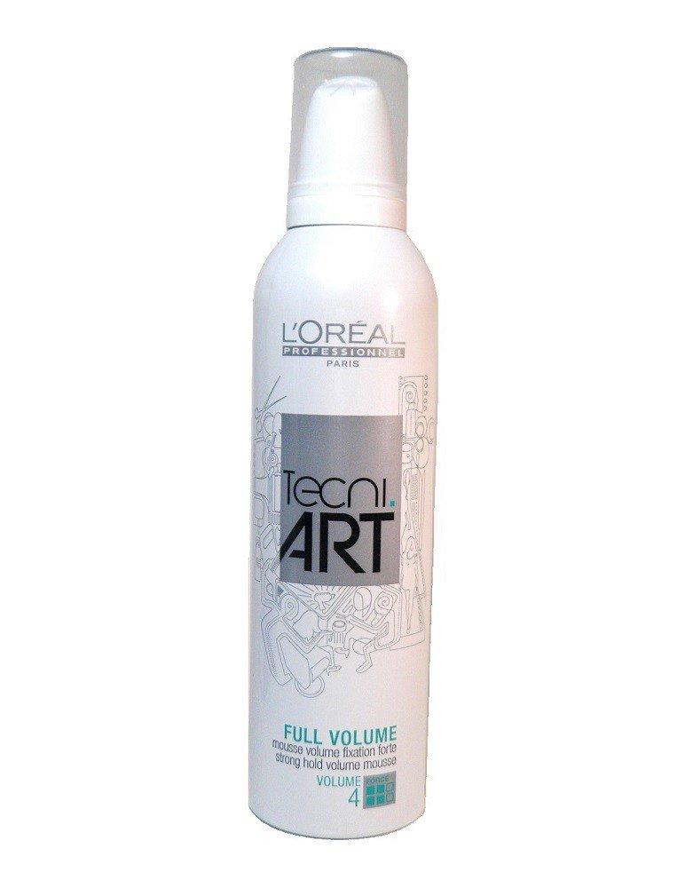 Loreal Full Volume 1 X 250 ML MOUSSE Tecni Styling Mousse nuove serie
